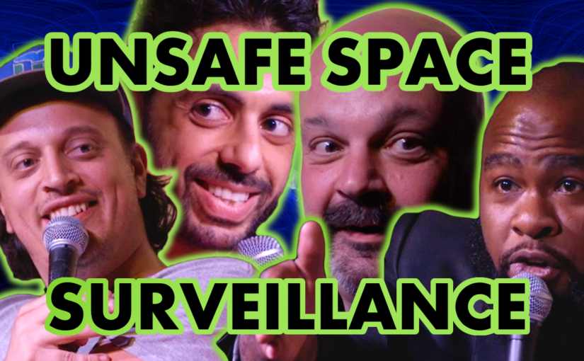 Surveillance feat. Sammy Obeid, Bryan Vokey, James Harrigan and André Andrews